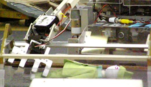 レスキューロボットコンテスト2012-1