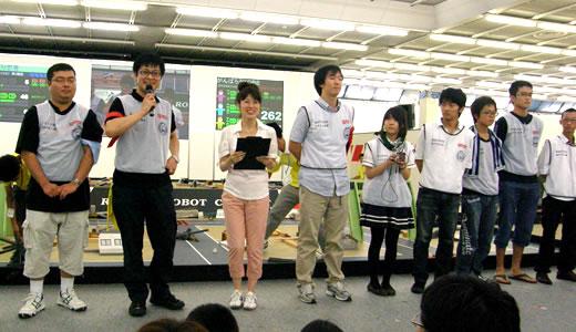 レスキューロボットコンテスト2012-2