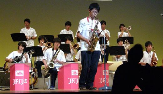 JAPAN STUDENT JAZZ FESTIVAL2012(2)-2