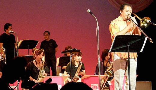 JAPAN STUDENT JAZZ FESTIVAL2012(3)-1