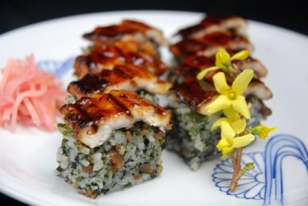 明石 寿司 菊水鮓 穴子寿司