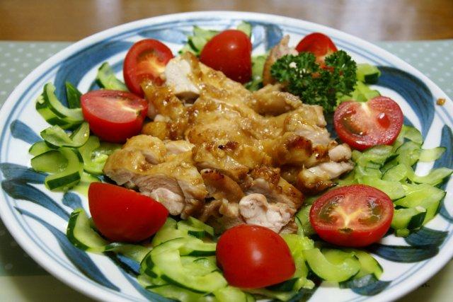鶏 塩麹オーブン焼き0000
