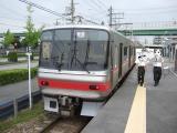 名鉄5000系@東名古屋港駅