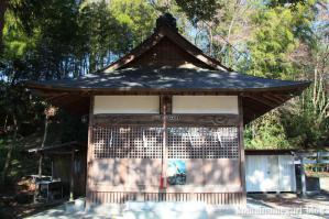 山田八幡神社(あきる野市山田)4