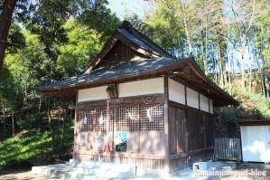 山田八幡神社(あきる野市山田)5