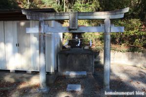 山田八幡神社(あきる野市山田)7