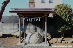 熊野神社(あきる野市引田)2