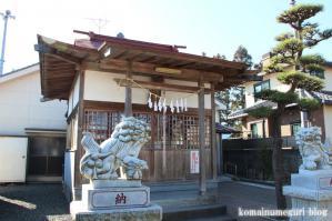 熊野神社(あきる野市引田)7