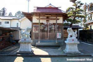 熊野神社(あきる野市引田)3