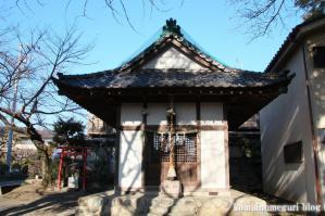 八幡神社(あきる野市草花)2