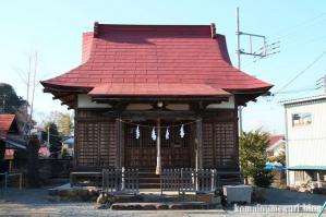八幡神社(あきる野市平沢)1