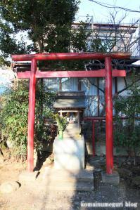 八幡神社(あきる野市草花)4