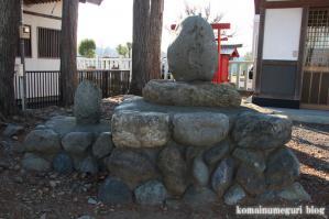 森山神社(あきる野市草花)8