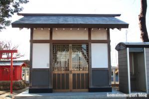 森山神社(あきる野市草花)11