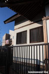森山神社(あきる野市草花)4