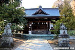 二宮神社(あきる野市二宮)6