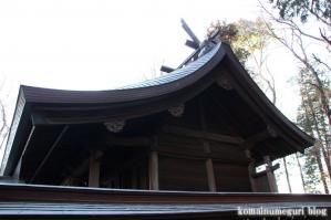 二宮神社(あきる野市二宮)9