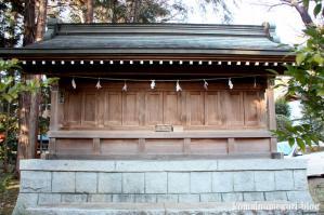 二宮神社(あきる野市二宮)11