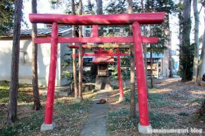 二宮神社(あきる野市二宮)13