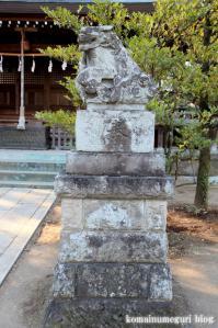 二宮神社(あきる野市二宮)21