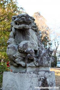 二宮神社(あきる野市二宮)22