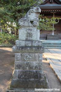 二宮神社(あきる野市二宮)25