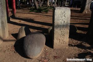 関白社(さいたま市岩槻区平林寺)2