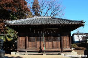 関白社(さいたま市岩槻区平林寺)7