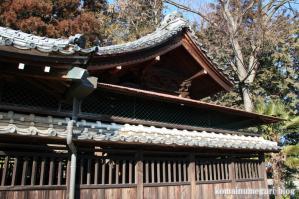 関白社(さいたま市岩槻区平林寺)9