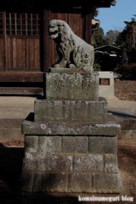 関白社(さいたま市岩槻区平林寺)11