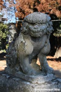 関白社(さいたま市岩槻区平林寺)16