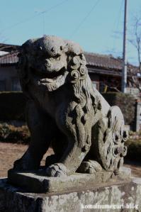 関白社(さいたま市岩槻区平林寺)12