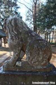 関白社(さいたま市岩槻区平林寺)17