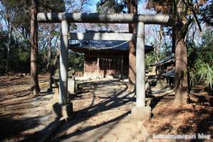 八幡宮(さいたま市岩槻区古ヶ場)4