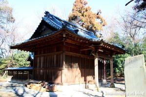 八幡宮(さいたま市岩槻区古ヶ場)8