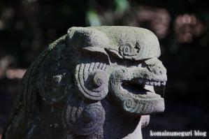 八幡宮(さいたま市岩槻区古ヶ場)22