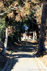 八幡宮(さいたま市岩槻区古ヶ場)3