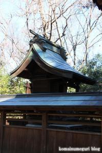 八幡宮(さいたま市岩槻区古ヶ場)10