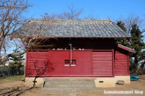 北野天満神社(さいたま市岩槻区本宿)5