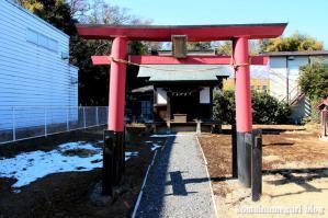 日枝神社(さいたま市岩槻区相野原)1