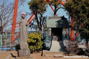 徳力三社神社(さいたま市岩槻区徳力)1