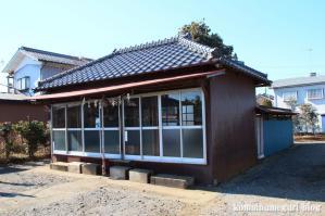 徳力三社神社(さいたま市岩槻区徳力)6