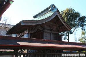 徳力三社神社(さいたま市岩槻区徳力)7
