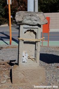 徳力三社神社(さいたま市岩槻区徳力)9
