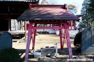 諏訪神社(さいたま市岩槻区諏訪)4