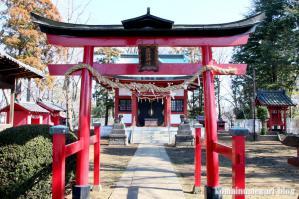 諏訪神社(さいたま市岩槻区諏訪)5