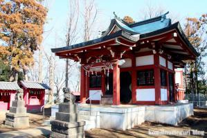 諏訪神社(さいたま市岩槻区諏訪)8