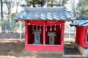 諏訪神社(さいたま市岩槻区諏訪)11