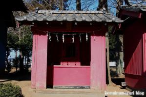 諏訪神社(さいたま市岩槻区諏訪)18