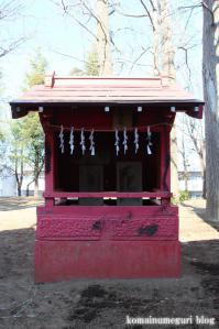 諏訪神社(さいたま市岩槻区諏訪)16